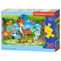 A Deer and Friends Puzzle 30
