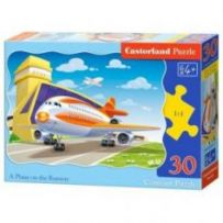 A Plane on the Runway Puzzle 30