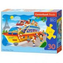 Paris Boat Tour Puzzle 30