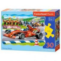 Racing Bolide Puzzle 30