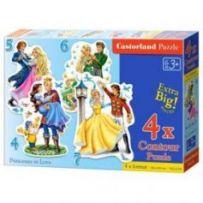 Princesses in LovePuzzle 4+5+6+7