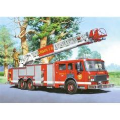Fire Engine Puzzle 60