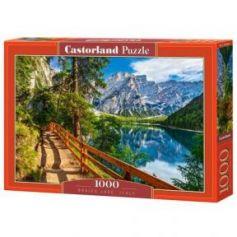Braies Lake Italy Puzzle 1000