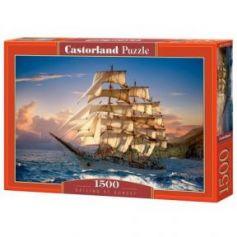 Sailing at Sunset Puzzle 1500
