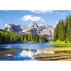 Misurina Lake ItalyPuzzle 3000