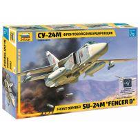 Front Bomber Su-24M Fencer D 1/72