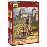 Medieval Siege Engine Trebuchet 1/72