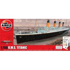 Airfix a50164a - R.M.S. Titanic Gift Set 1/700