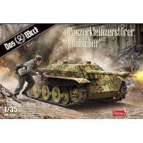 Das Werk DASW-DW35007 - Panzerkleinzerstörer Rutscher 1/35