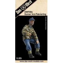 Gunner 3cm Flakvierling 1/35