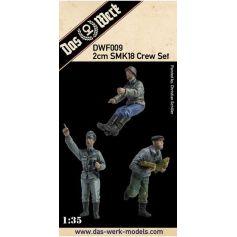 2cm SMK18 Crew Set 1/35