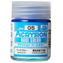 Acrysion Base Color (18 ml) Base Blue
