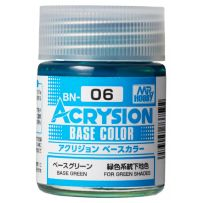 Acrysion Base Color (18 ml) Base Green