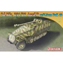 Sd.Kfz.251/22 Ausf.D 1/72