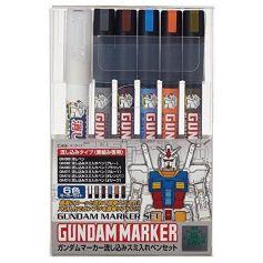 Gundam Pouring Inking Pen Set