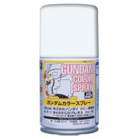 Gundam Color Spray MS White