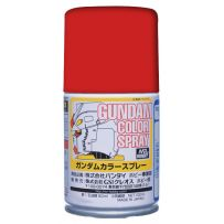 Gundam Color Spray MS Red