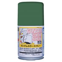 Gundam Color Spray MS Deep Green