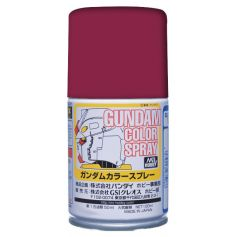 Gundam Color Spray (10ml) MS Char's Red