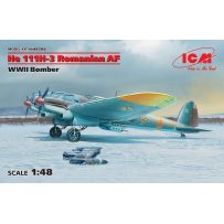He 111H-3 Romanian AF, WWII Bomber 1/48