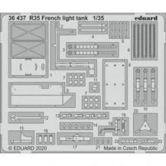 R35 French light tank 1/35