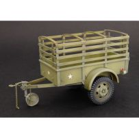 U.S.1-ton trailer Ben Hur 1/35