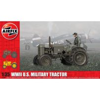 Airfix A1367 - WWII U.S. Military Tractor 1/35