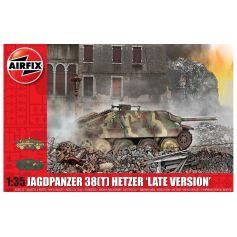 JagdPanzer 38 tonne Hetzer Late Version 1/35