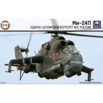 Mil Mi-24P Russian + PE + resin 1/72