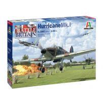 Hurricane Mk.I Bat. d Angleterre 1/48