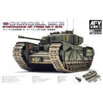 Churchill Mk.3/75mm (limited edition kit 1/35