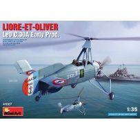 LIORE-ET-OLIVER LeO C.30A Early Prod 1/35