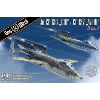 Ju EF-126 Elli / EF-127 Walli 3in1 1/32
