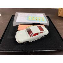 Fiat Abarth 1000 Blanc 1/43