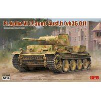 Panzer VI Ausf. B (VK36.01) 1/35