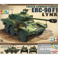 French Armored Vehicle ERC-90 F1 Lynx 1/35