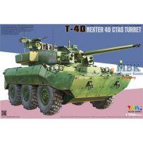Tiger Model 4665 - T-40 Nexter 40 CTAS Turret 1/35