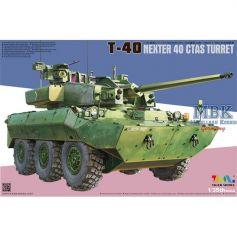 T-40 Nexter 40 CTAS Turret 1/35