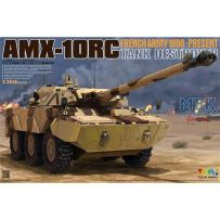 Tiger Model 4609 - AMX-10RC Tank Destroyer French Army 1980-Present 1/35