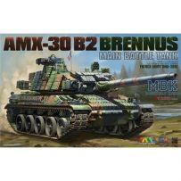 Tiger Model 4604 - AMX-30 B2 Brennus Main Battle Tank 1/35