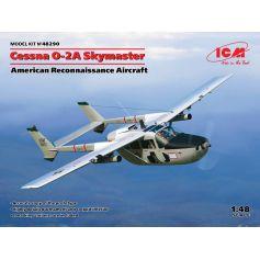 Cessna O-2A Skymaster American Reconnaissance Aircraft 1/48
