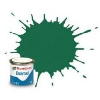 30 Dark Green Matt - 14ml Enamel Paint