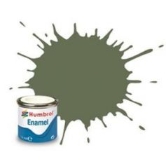 105 Marine Green Matt - 14ml Enamel Paint