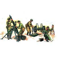 Mortier Soviétique 120mm 1/72