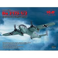 Do 217J-1/2, WWII German Night Fighter 1/48