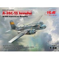 A-26С-15 Invader, WWII American Bomber 1/48