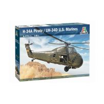 H-34A Pirate / UH-34D 1/48