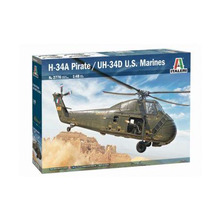 H-34A Pirate / UH-34D 1/48