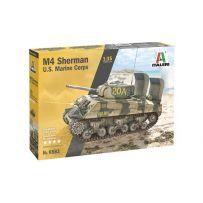 M4A2 Sherman US MArine Corps 1/35