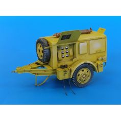 German heavy generator 1/35